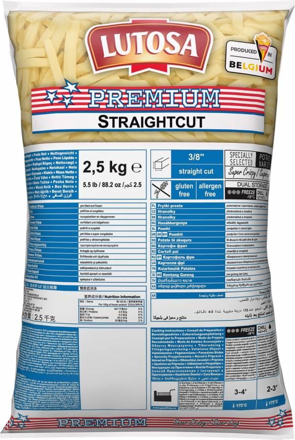 Khoai tây Lutosa 2,5kg